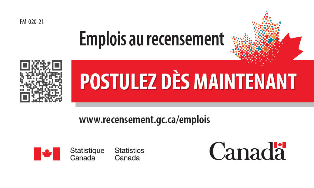 "Featured image for ""Emplois au recencement de Statistique Canada"""
