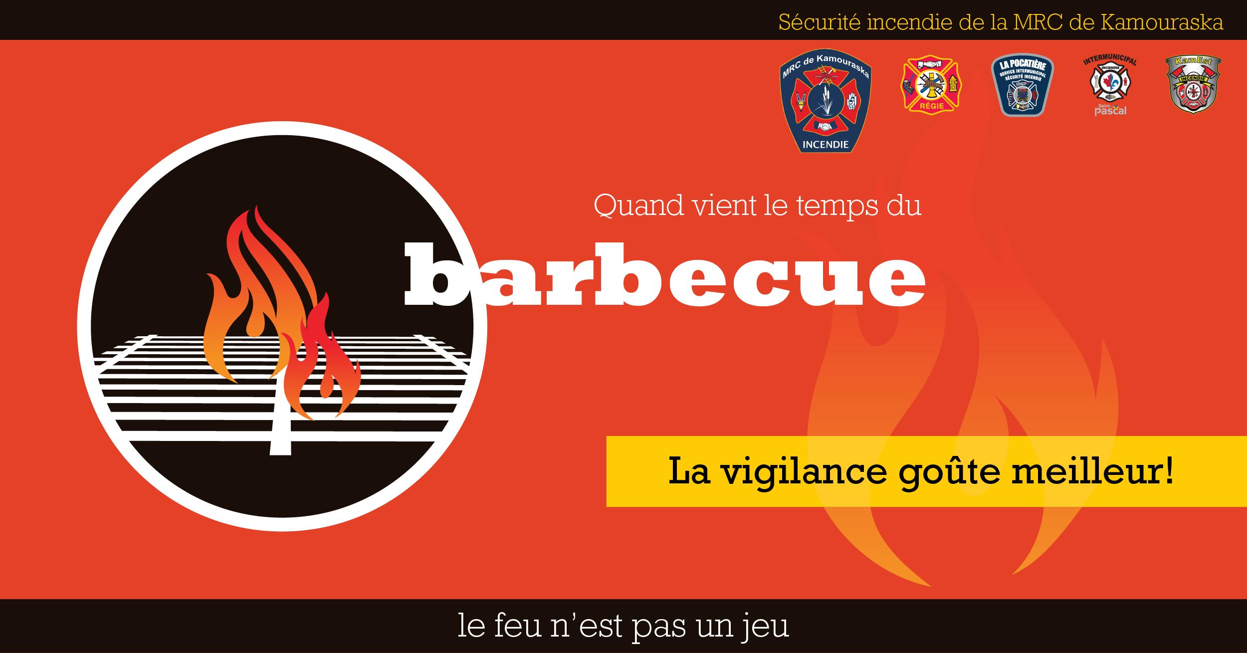 """Featured image for """"BBQ: la vigilence goûte meilleur"""""""